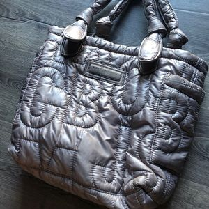 Marc by Marc Jacobs Silver Bag